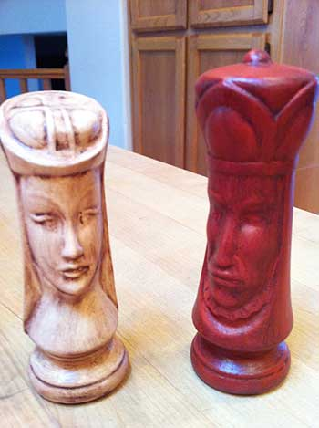 Vintage Chess Pieces | Storypiece