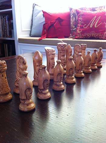 Vintage Chess Set | Storypiece