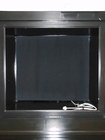 Installed Screen