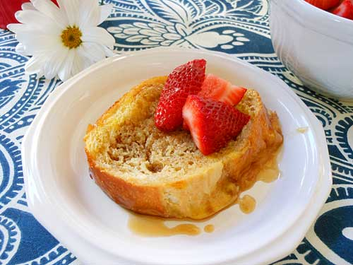 Easy French Toast | Storypiece.net