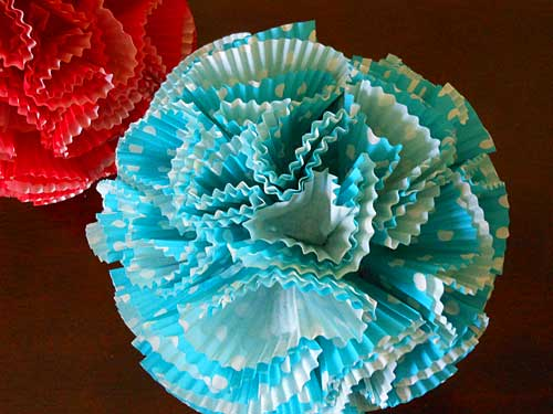 Finished Paper Flowers | Storypiece