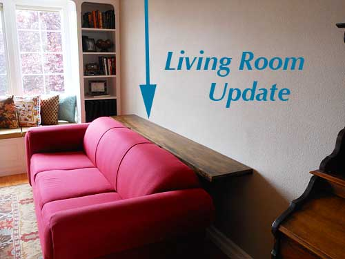 Living Room Update | Storypiece.net