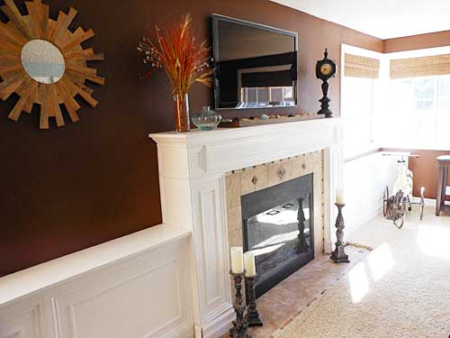 Family Room Fireplace | Storypiece.net