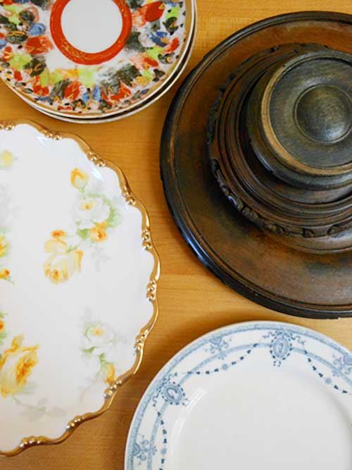 Vintage Dishes | Storypiece.net