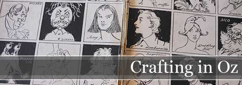 Crafting In Oz | Storypiece.net