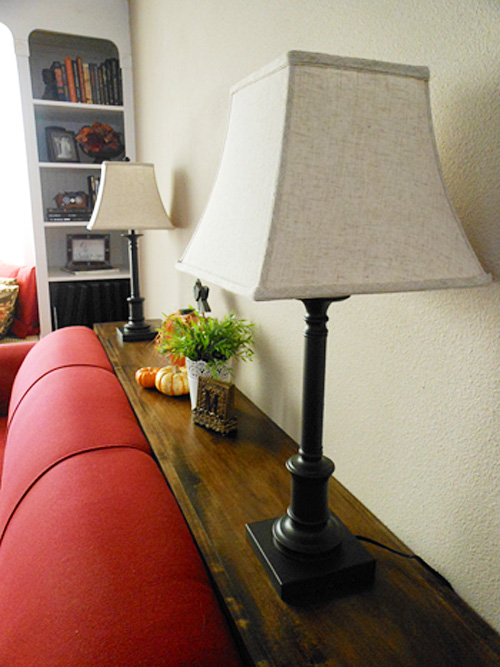 Trident Table Lamps | Storypiece.net