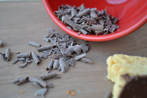 Chocolate Shavings |Storypiece.net