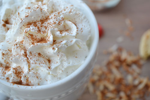 Cinnamon Topped Cocoa | Storypiece.net