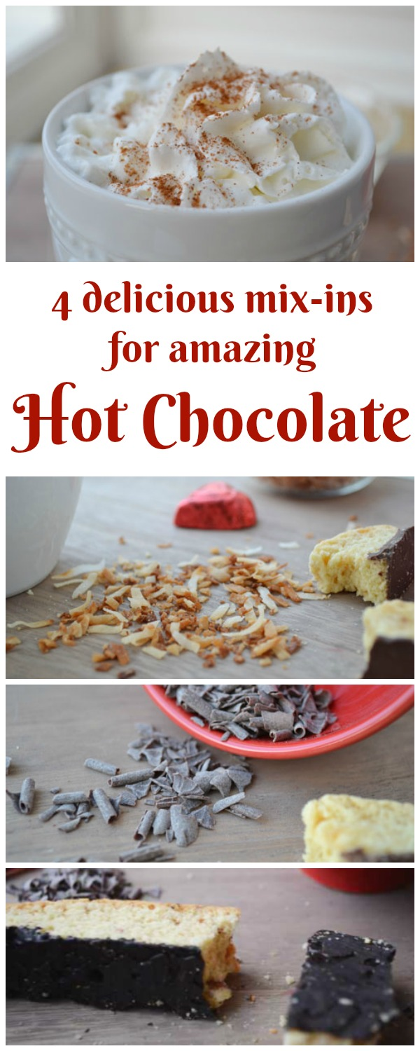 Delicious Hot Chocolate | Storypiece.net