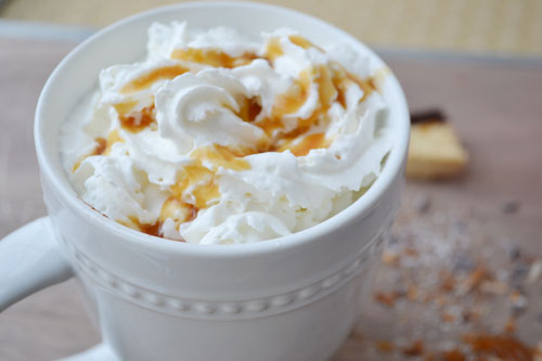 Salted Caramel Cocoa | Storypiece.net
