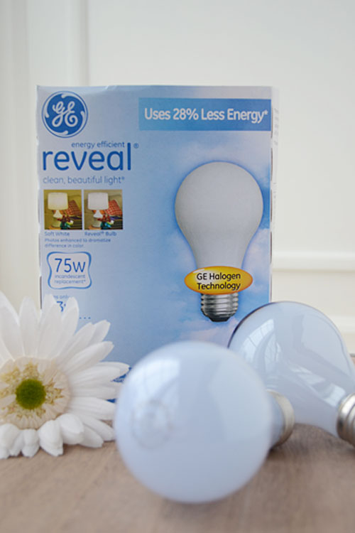 GE Reveal Halogen Bulbs | Storypiece.net