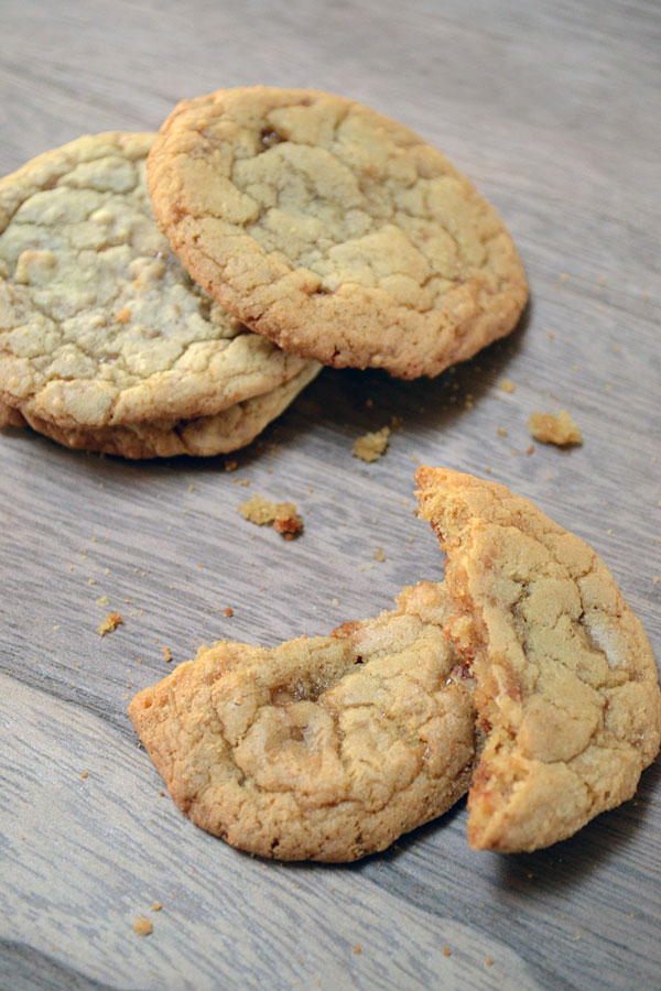 Easy Toffee Cookies | Storypiece.net