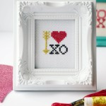 Valentine's Day Cross Stitch