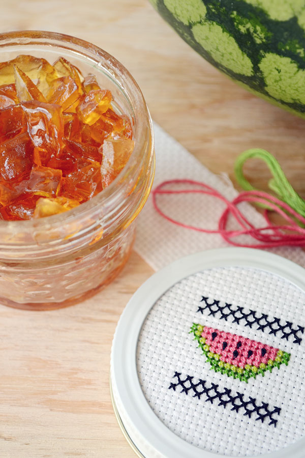 Summer Cross-Stitch Pattern | Storypiece.net