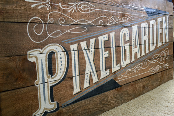 Vintage Hand Lettered Sign  Storypiece. Guide Signs Of Stroke. Course Banners. Cloud Logo. Site Sign. Mirrored Signs. Tribal Number Lettering. 10 Week Signs. Roblox Banners