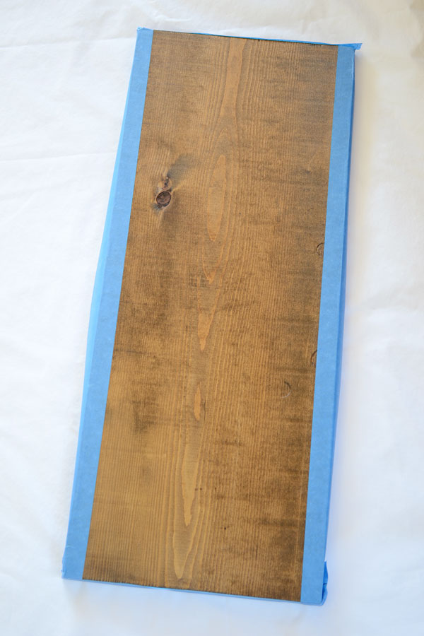 Stained Board Serving Tray | Storypiece.net