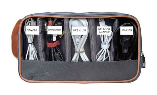 Cable & Cord Organizer | Storypiece.net