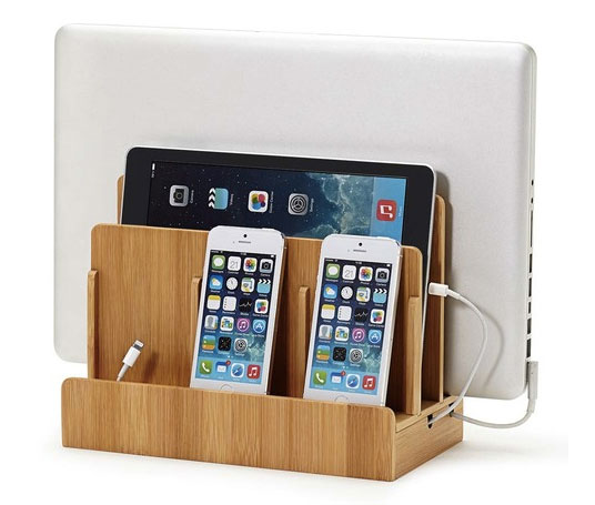 Multi-Device Charging Station | Storypiece.net