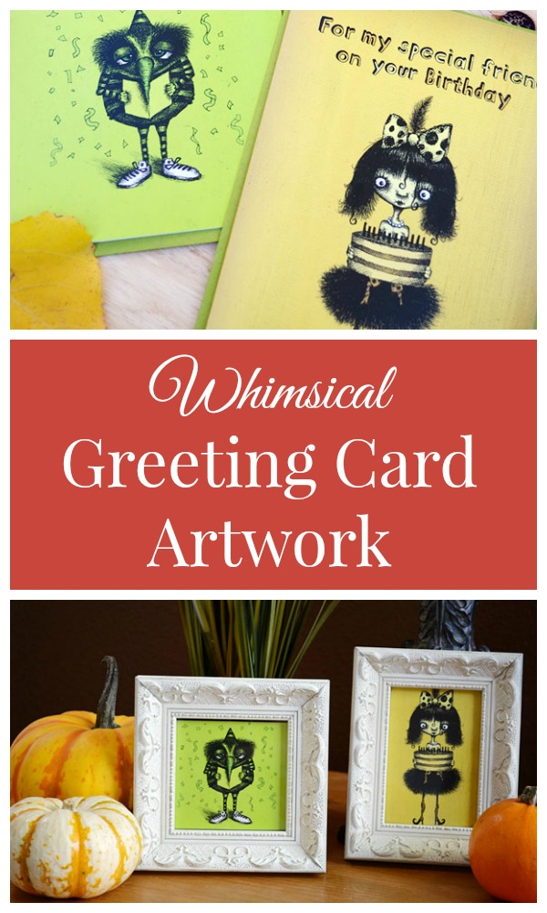 Whimsical Greeting Card Artwork | Storypiece.net