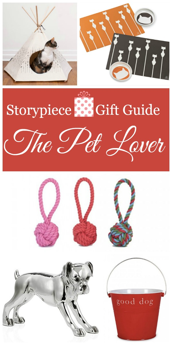 Gift Guide for the Pet Lover | Storypiece.net