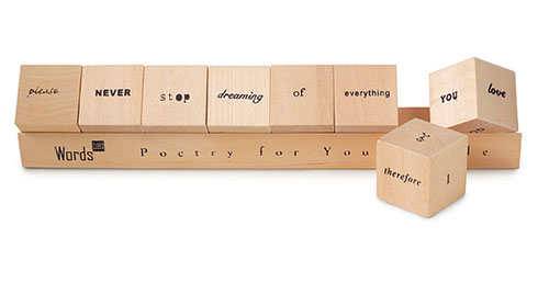 Cubed Words