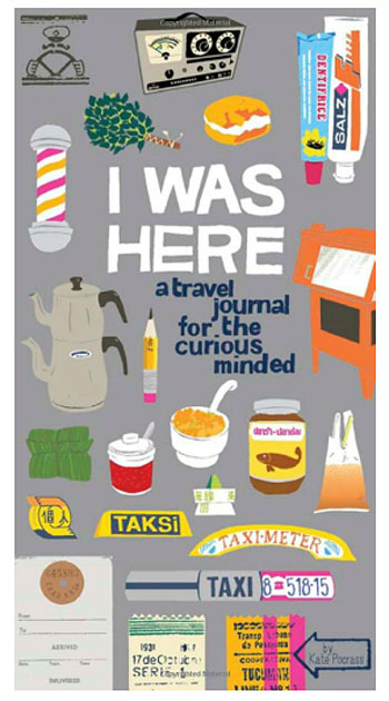 I Was There Travel Journal