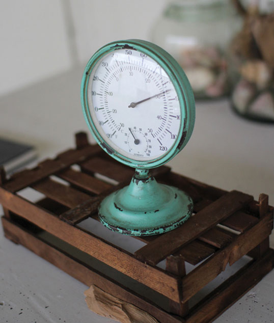 Vintage Outdoor Thermometer