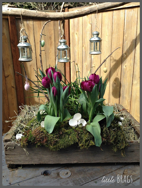 2016 March Easter Decorating