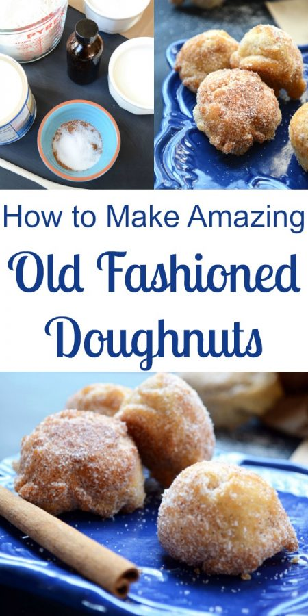 How to Make Amazing Old Fashioned Doughnuts | Storypiece.net