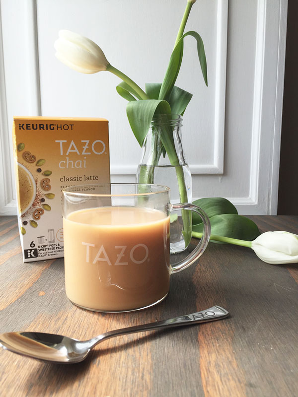 TAZO Chai Latte Sweet Meets Spicy Collection | Storypiece.net