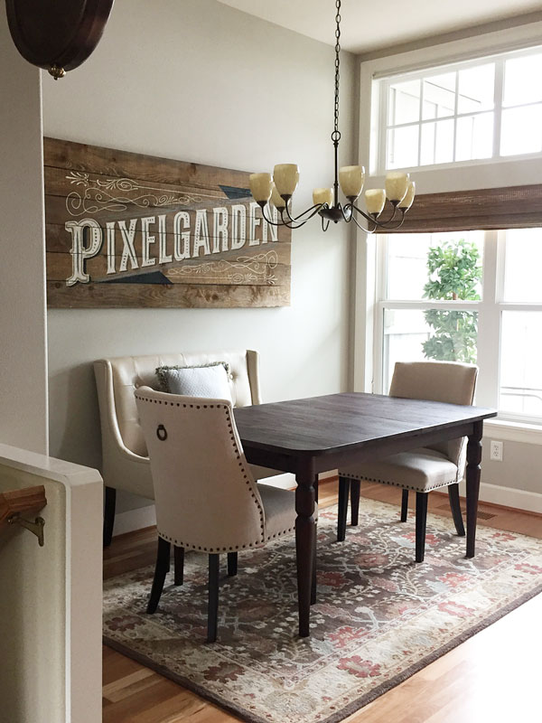 Dining Room Redesign | Storypiece.net