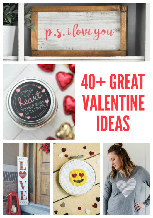 Over 40 great valentine's day ideas