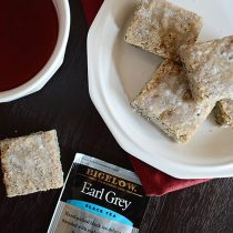 Delicious and Easy Earl Grey Shortbread Cookies | Storypiece.net