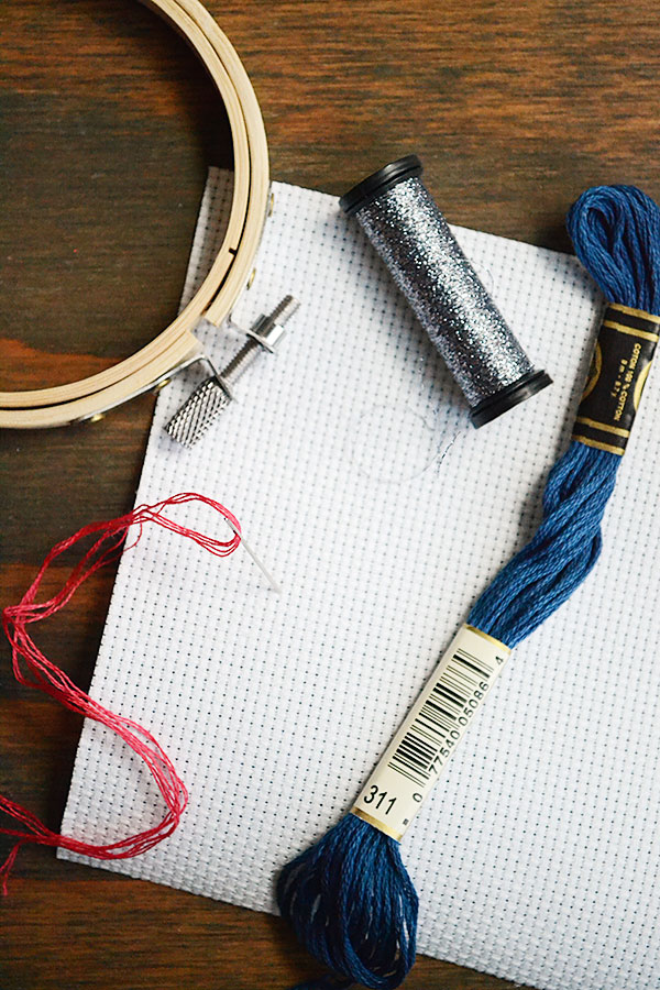 What You Need to Know to Easily Create Cross-stitch Curves | Storypiece.net