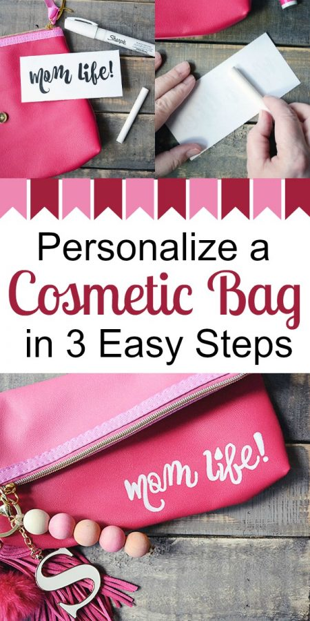 How to Personalize a Cute Bag in 3 Easy Steps | Storypiece.net