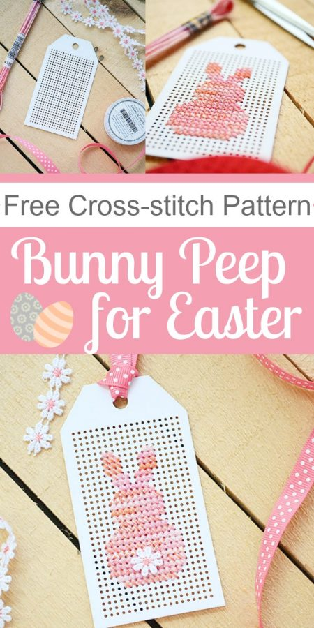 Make the Most Adorable Bunny Peep for Easter | Storypiece.net