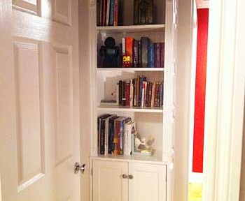Bookcase Finished | Storypiece.net