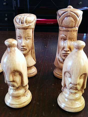 Ceramic Chess Set | Storypiece