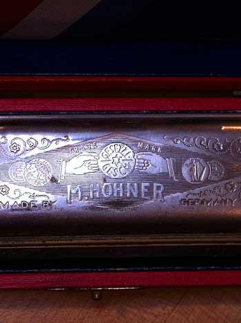 M. Hohner Harmonica | Storypiece