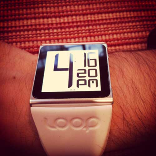 Nano Watchband | Storypiece.net