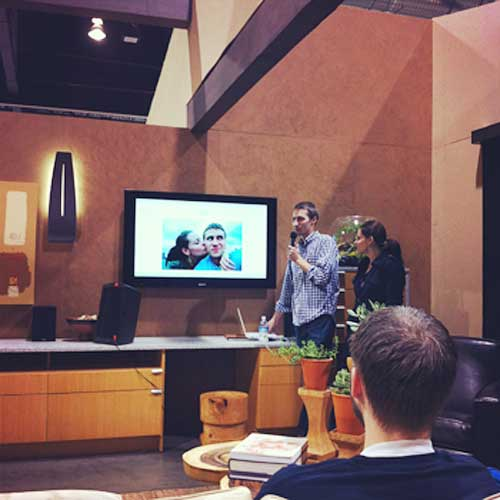 Meeting Young House Love At The Portland Home Garden Show Storypiece