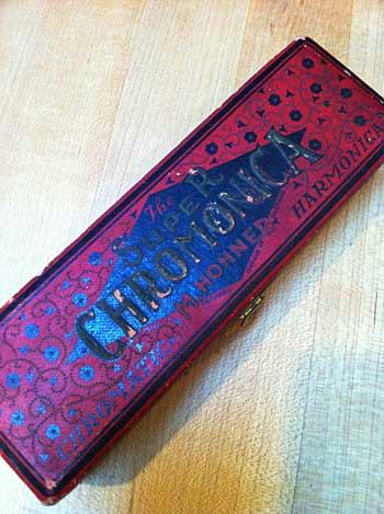 Vintage Harmonica | Storypiece