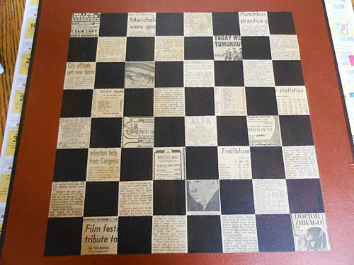 Finished Chessboard | Storypiece