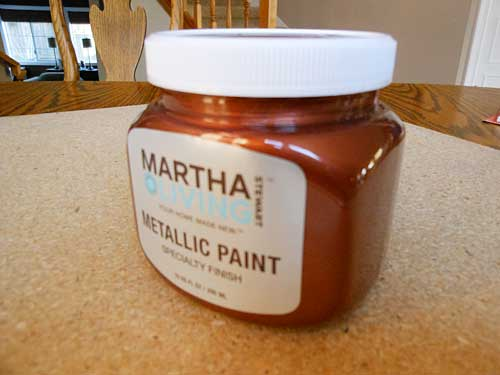 Copper Red Paint by Martha Stewart Living | Storypiece