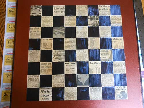 Sealed Chessboard | Storypiece