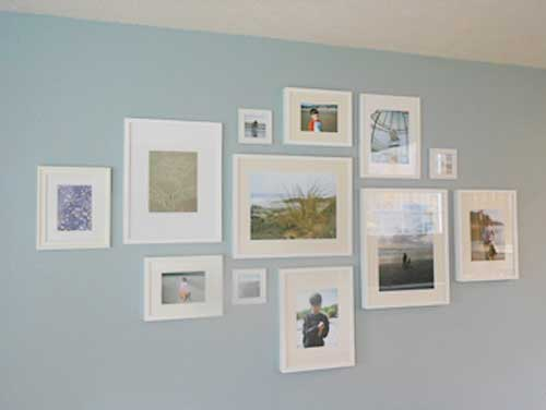 Updated Gallery Wall | Storypiece.net