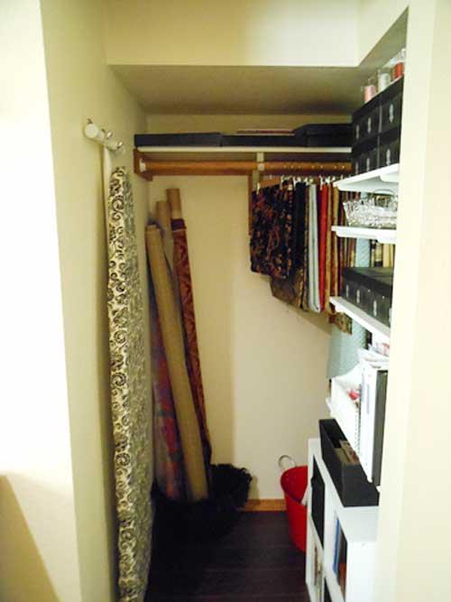 Workroom Closet | Storypiece.net
