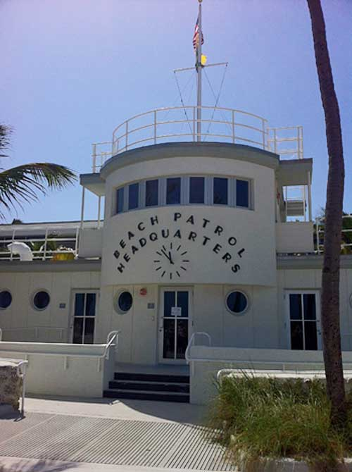 Beach Patrol Headquarters | Storypiece.net