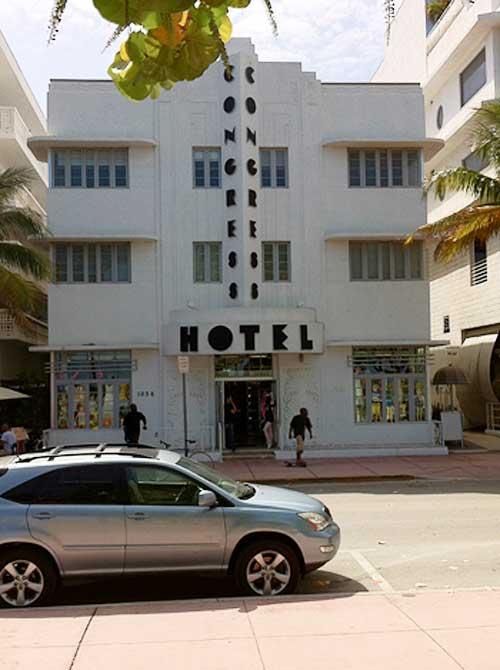 Congress Hotel | Storypiece.net