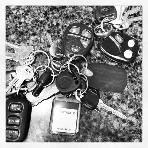 Glenn's Keys | Storypiece.net